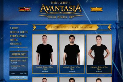 Avantasia Shop