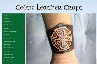 Celtic Leather Craft