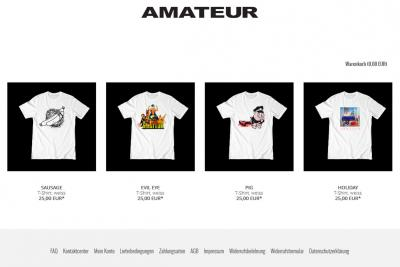 Official Amateur Shop