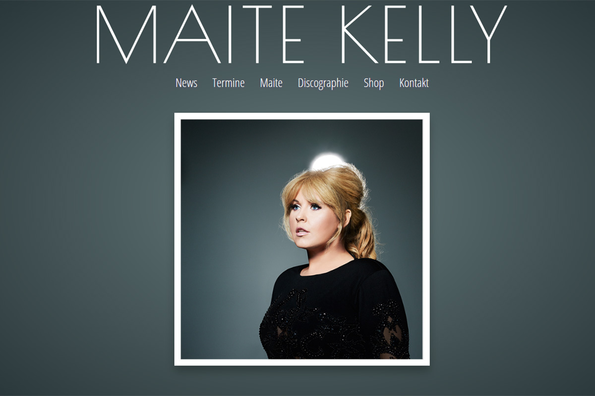 Maite Kelly - Official Shop