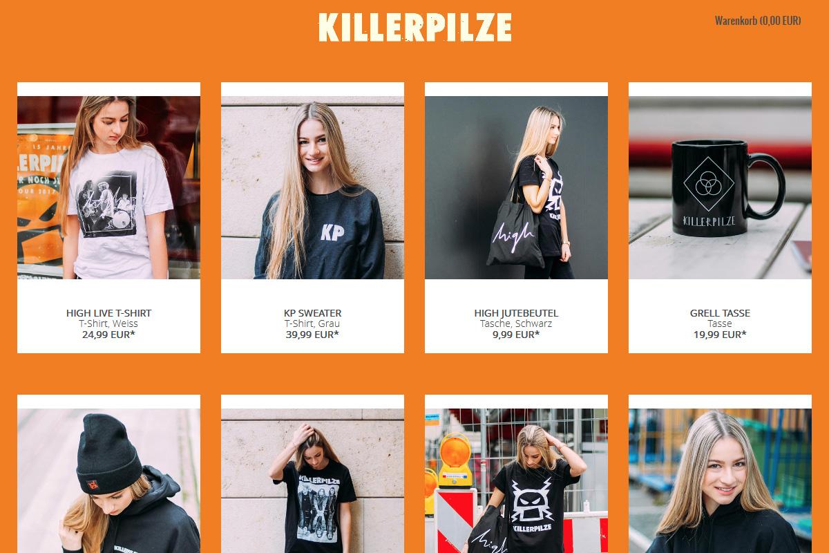 7f9c26524644ea Offizieller Killerpilze Shop  Offizieller Killerpilze Shop